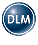 DLM Communications - Footer Logo
